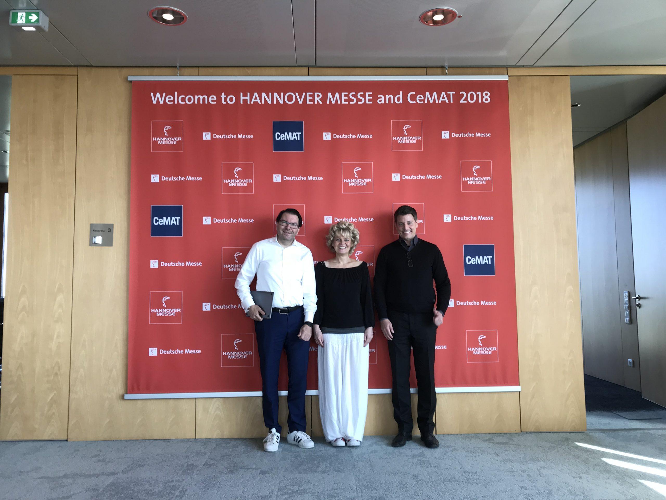 Deutsche Messe Hannover