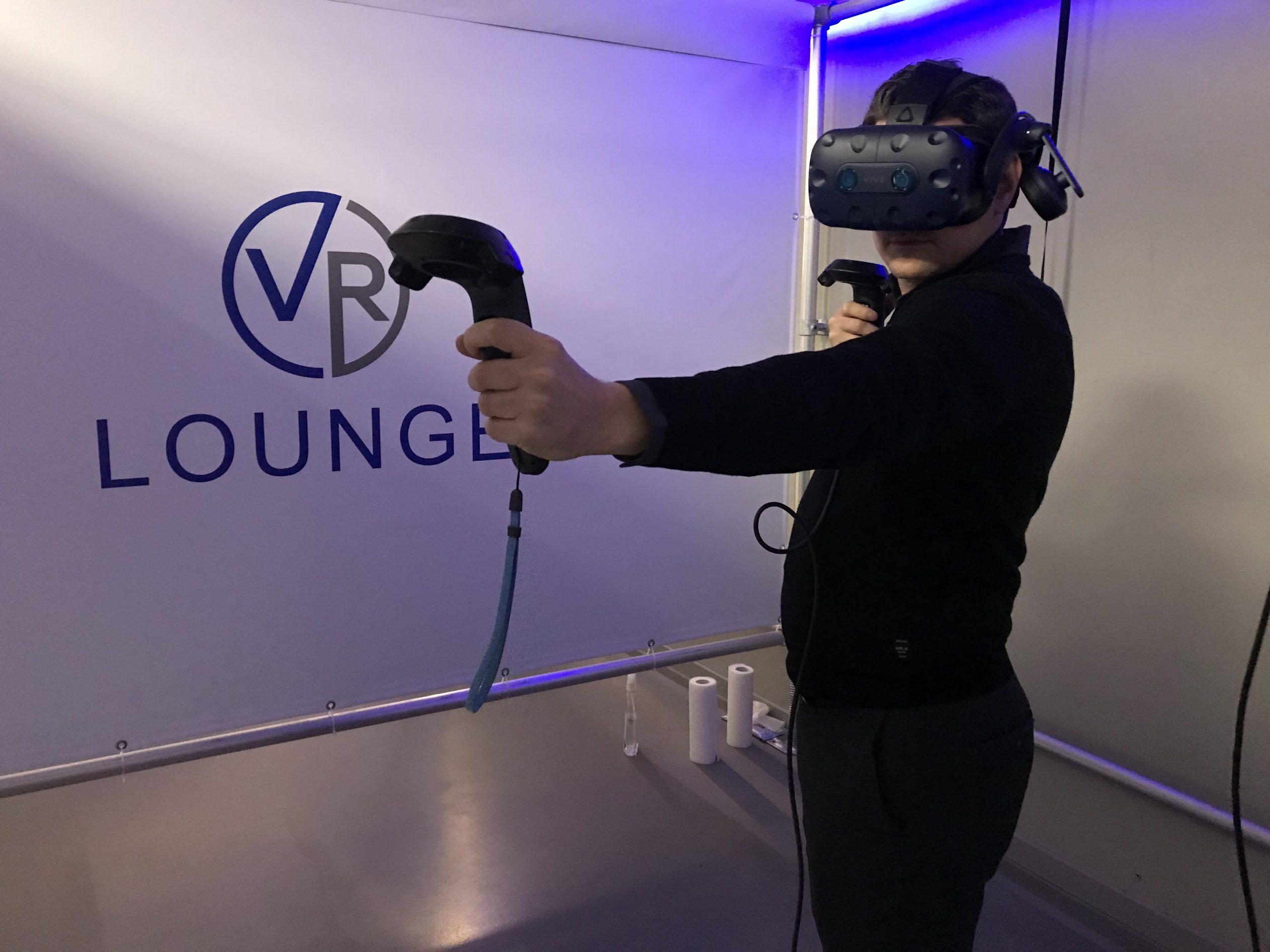 Virtual Reality Christian Berlin